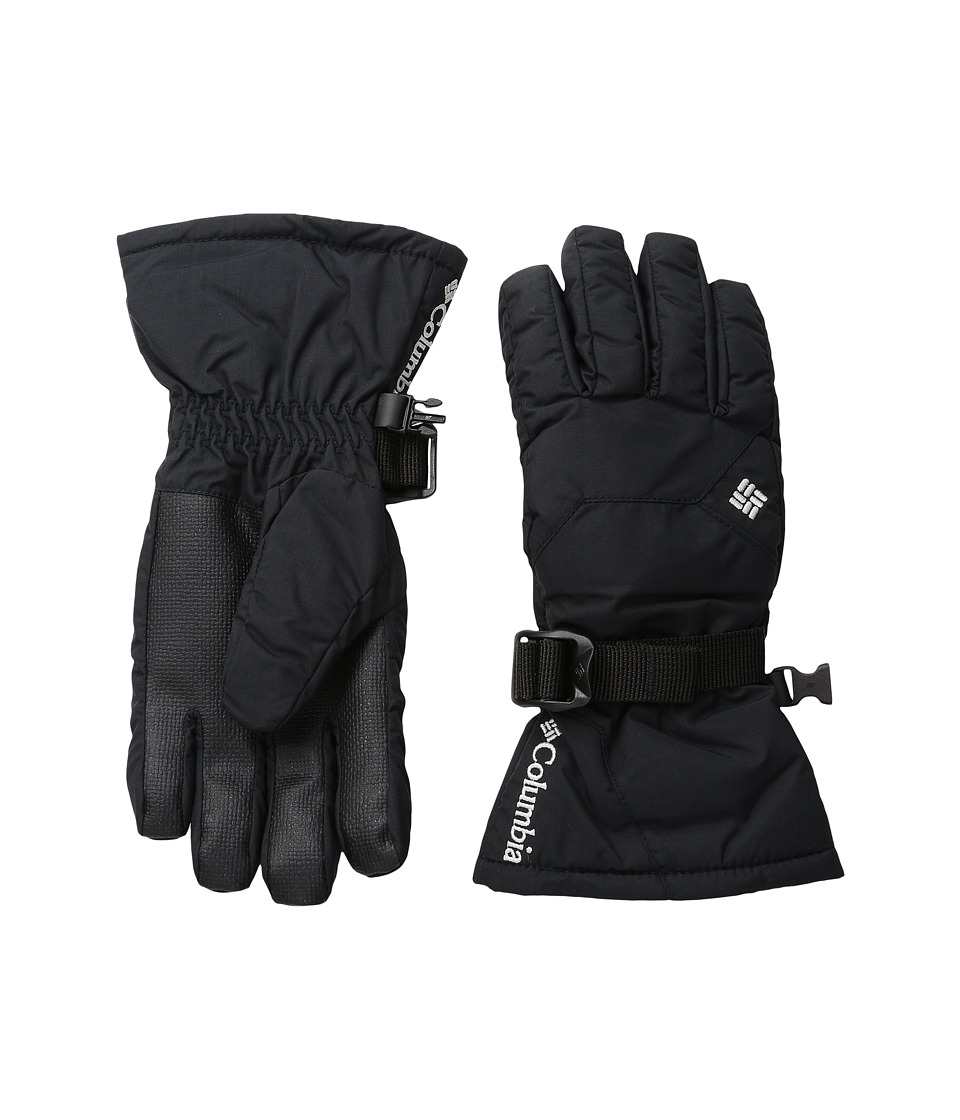Columbia Whirlibird Gloves (Big Kids) (Black) Ski Gloves