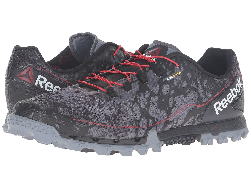 Reebok - All Terrain Super OR (Asteroid Dust/Black/Riot Red/Smokey Black) Men