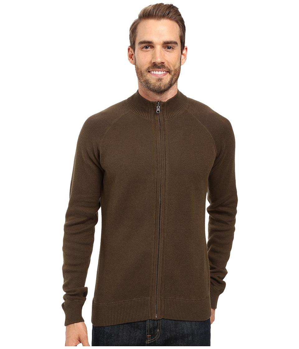 Ecoths Nolan Sweater (Tarmac/Gravel) Men