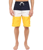 U.S. POLO ASSN. - Tri Color Block Cargo Boardshorts