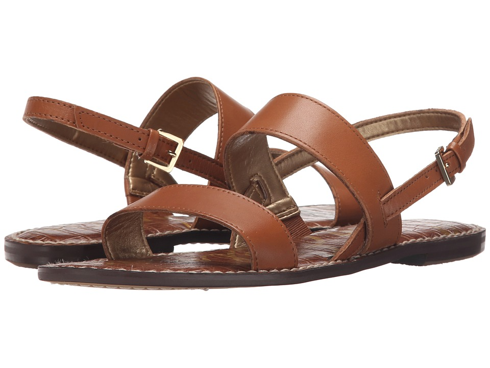 Sam Edelman Georgiana Saddle Vaquero Saddle Leather Womens Sandals