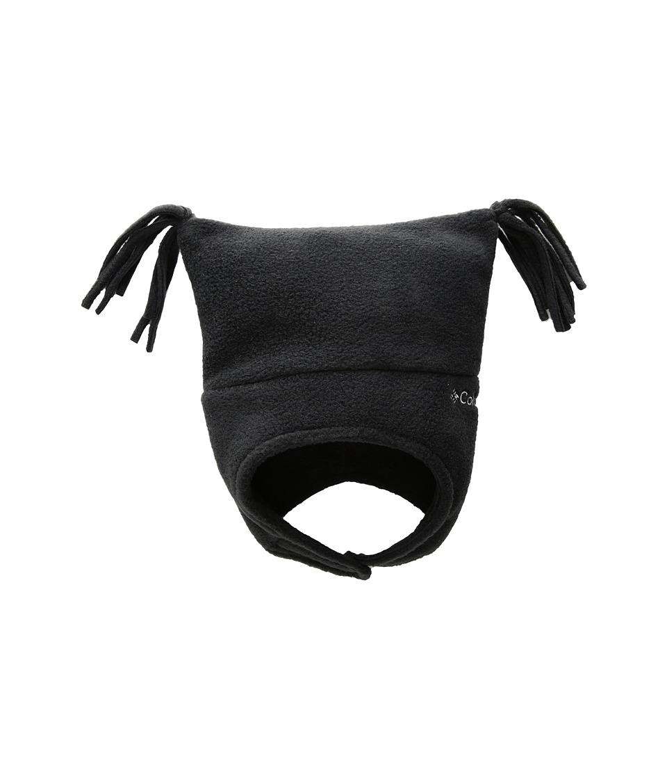 Columbia - Pigtail Hat (Infant) (Black) Knit Hats