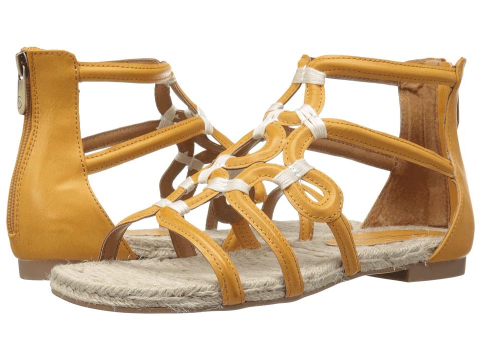 Adrienne Vittadini Pablic Sun Distressed Womens Sandals