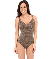 JETS by Jessika Allen - Melange E-F Underwire One-Piece