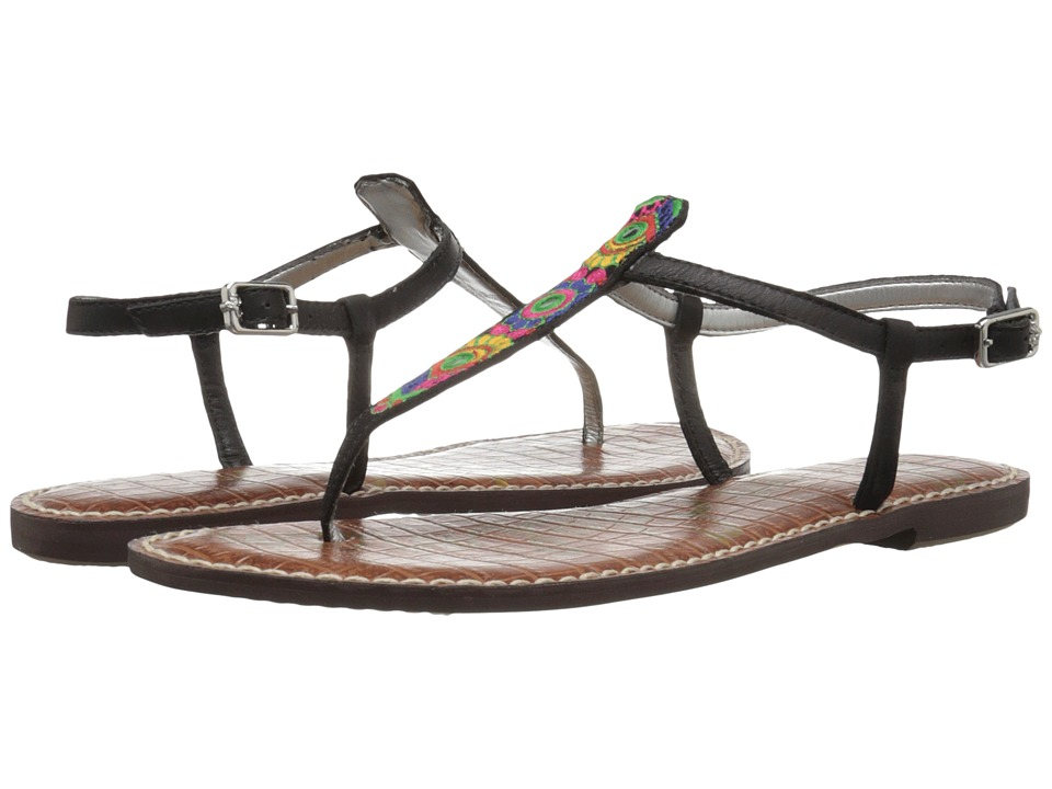 Sam Edelman Gigi (Bombay Multi Bombay Mirror Fabric) Sandals