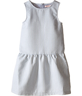 Appaman Kids - Classic Perry Drop Waist Dress with Gold Lurex Stitch Detail (Toddler/Little Kids/Big Kids)