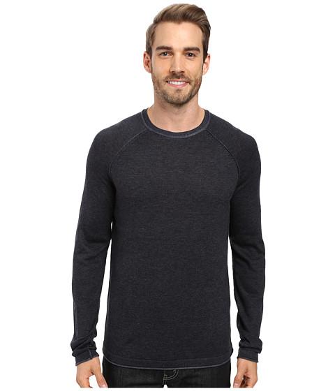 Ecoths Charlie Sweater - Heathered Dark Navy