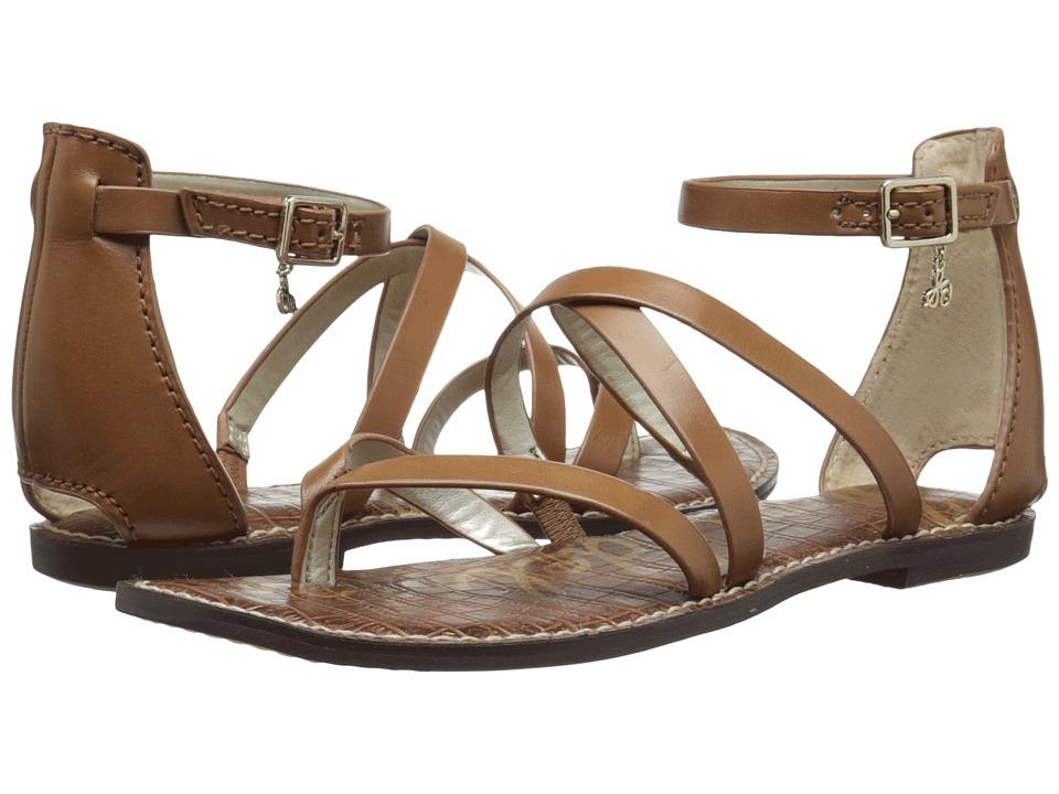 Sam Edelman Gilroy Saddle Vaquero Saddle Leather Womens Sandals