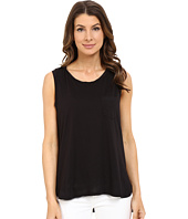 The Beginning Of - Helene Pocket Muscle Tank Top