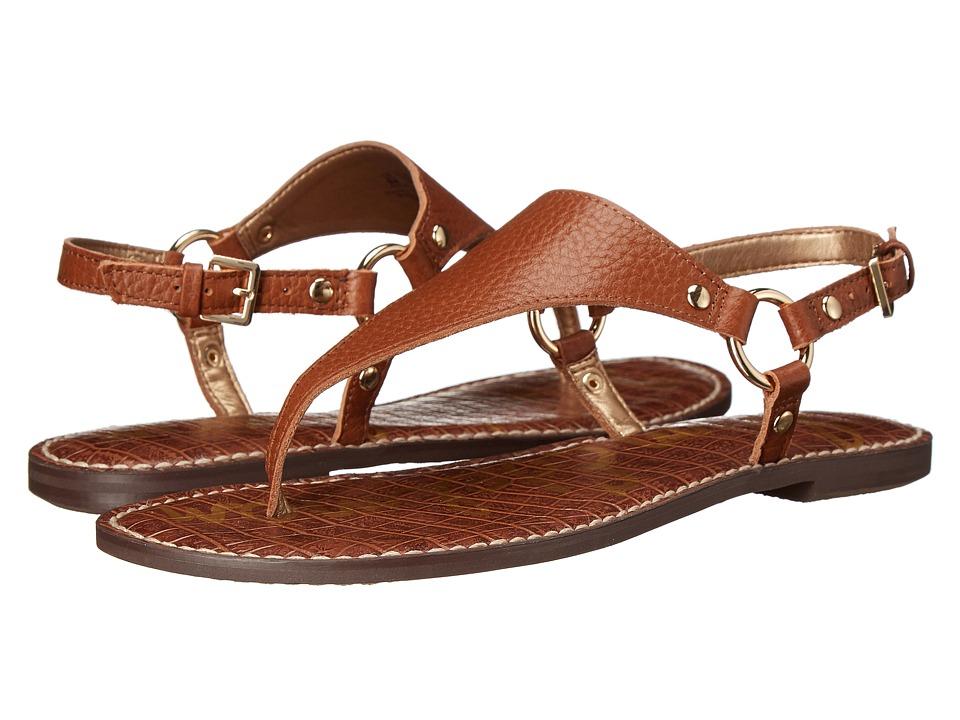 Sam Edelman Greta Soft Saddle New Tumbled Leather Womens Sandals
