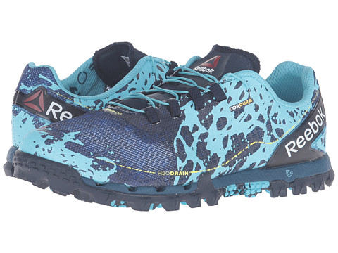 Reebok All Terrain Super OR - Noble Blue/Collegiate Navy/Crisp Blue/Hero Yellow