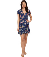 Brigitte Bailey - Charlotte Floral Wrap Dress