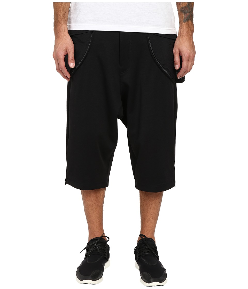 adidas Y 3 by Yohji Yamamoto Track Belt Pants Black Mens Casual Pants
