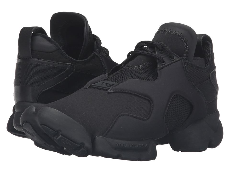 adidas Y 3 by Yohji Yamamoto Kohna Core Black/Core Black/Core Black Shoes