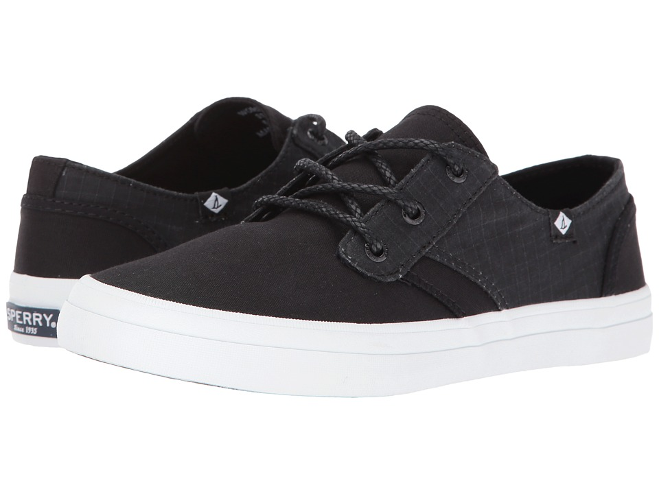 Sperry Top-Sider Crest Rider Canvas (Black) Women
