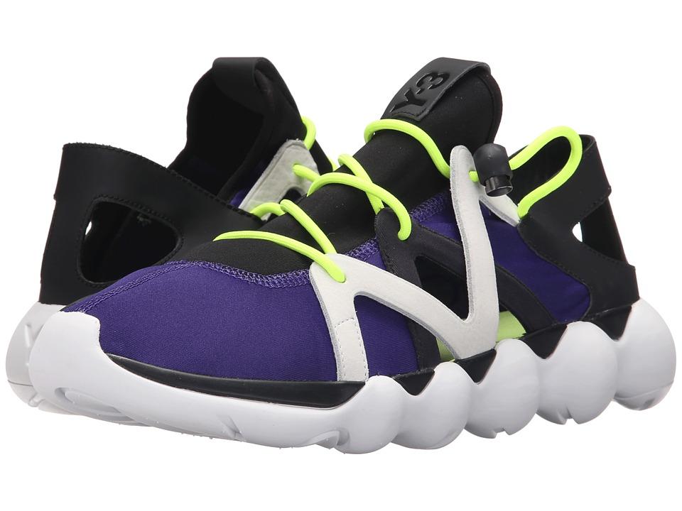 adidas Y 3 by Yohji Yamamoto Kyujo Low Collegiate Purple/Core Black/White Mens Shoes