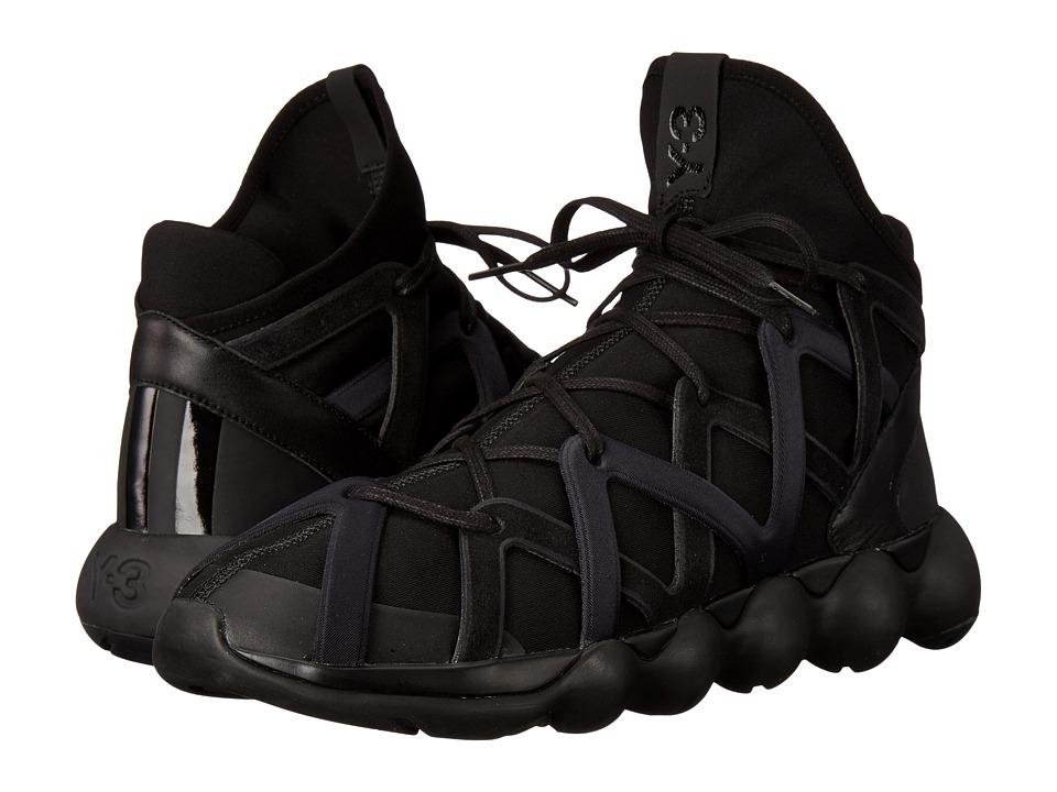 adidas Y 3 by Yohji Yamamoto Kyujo High Core Black/Core Black/Core Black Mens Shoes