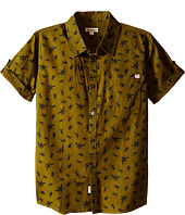 Appaman Kids - Vintage Inspired Button Up Shirt with Insect Print (Toddler/Little Kids/Big Kids)