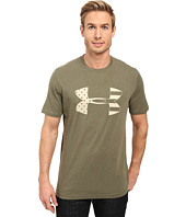 Under Armour - UA Tonal Big Flag Logo Tee