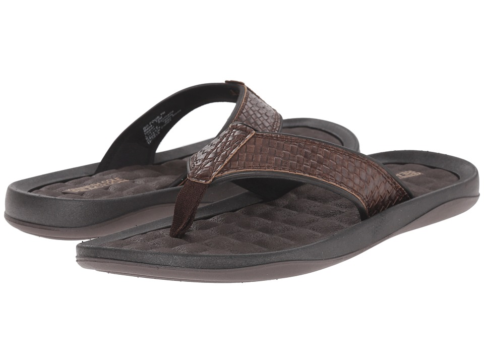 Kenneth Cole Reaction - Go Four-Th (Brown) Mens Sandals