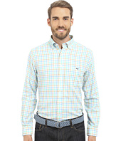 Vineyard Vines - Barbuda Gingham Slim Tucker Shirt