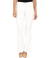 NYDJ Petite - Petite Farrah Flare in Spotless White
