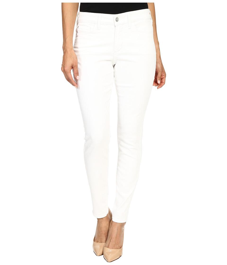 NYDJ Petite Petite Ami Skinny Leggings in Spotless White Spotless White Womens Jeans