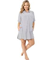 DKNY - Plus Size 1/2 Sleeve Sleepshirt