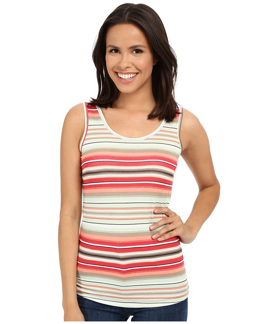 Cruel Long and Lean Tank Top Printed Assorted Womens Sleeveless