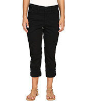 NYDJ Petite - Petite Dayla Wide Cuffed Capri