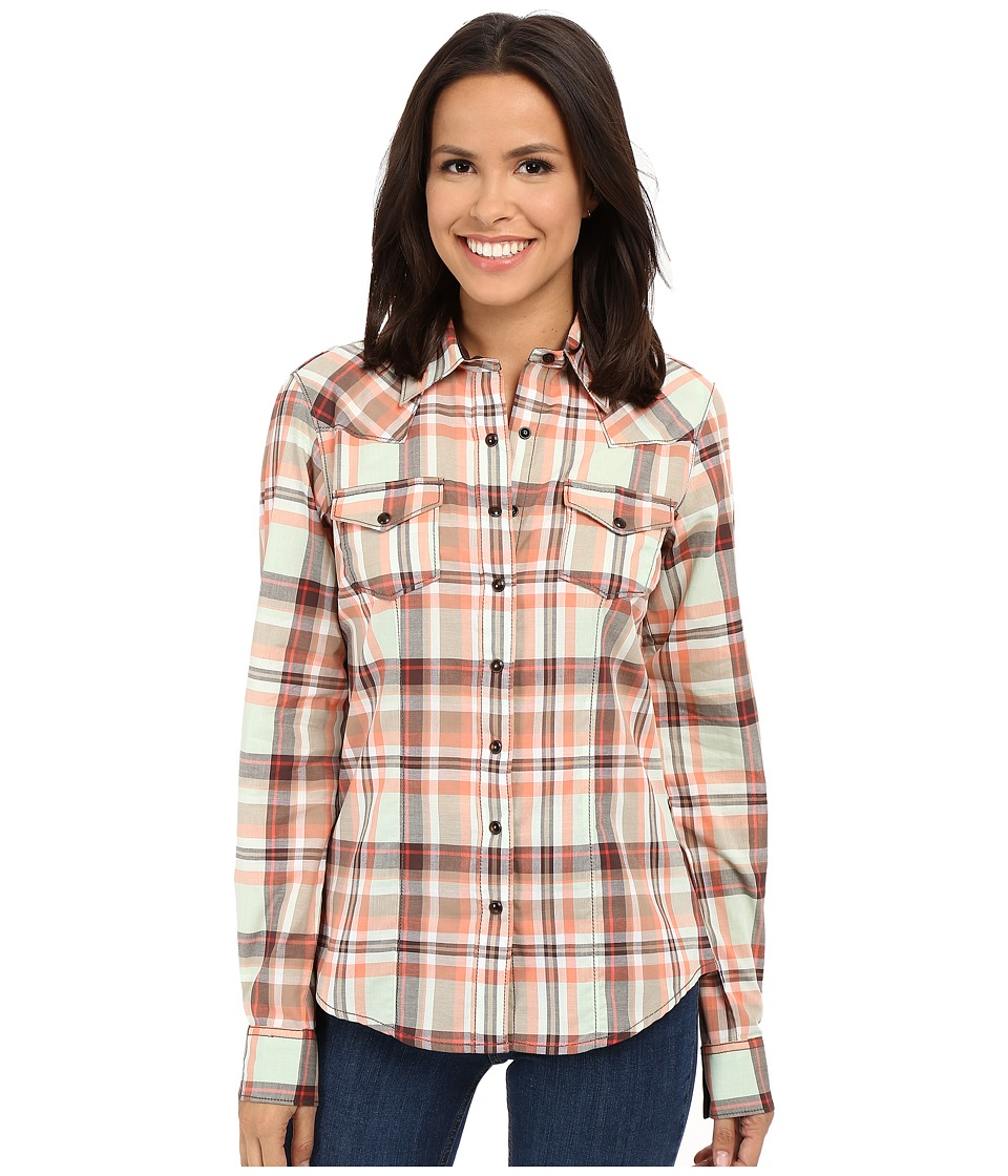 Cruel Arena Fit Long Sleeve Woven Shirt Assorted Womens Long Sleeve Button Up