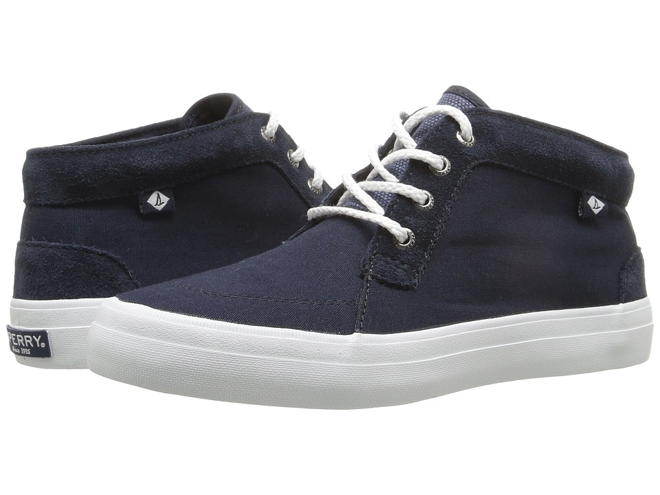 Sperry Top-Sider Crest Knoll Canvas (Navy) Women