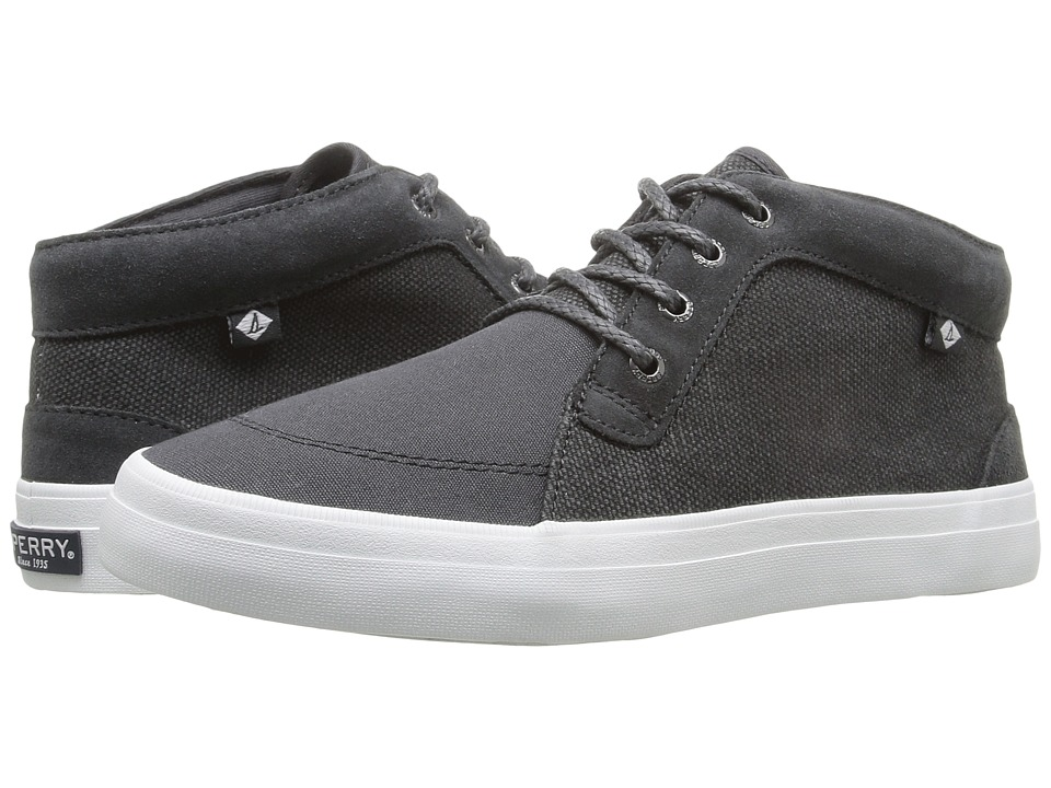 Sperry Top-Sider Crest Knoll Canvas (Dark Grey) Women