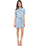 Calvin Klein Jeans - Drawstring Denim Dress