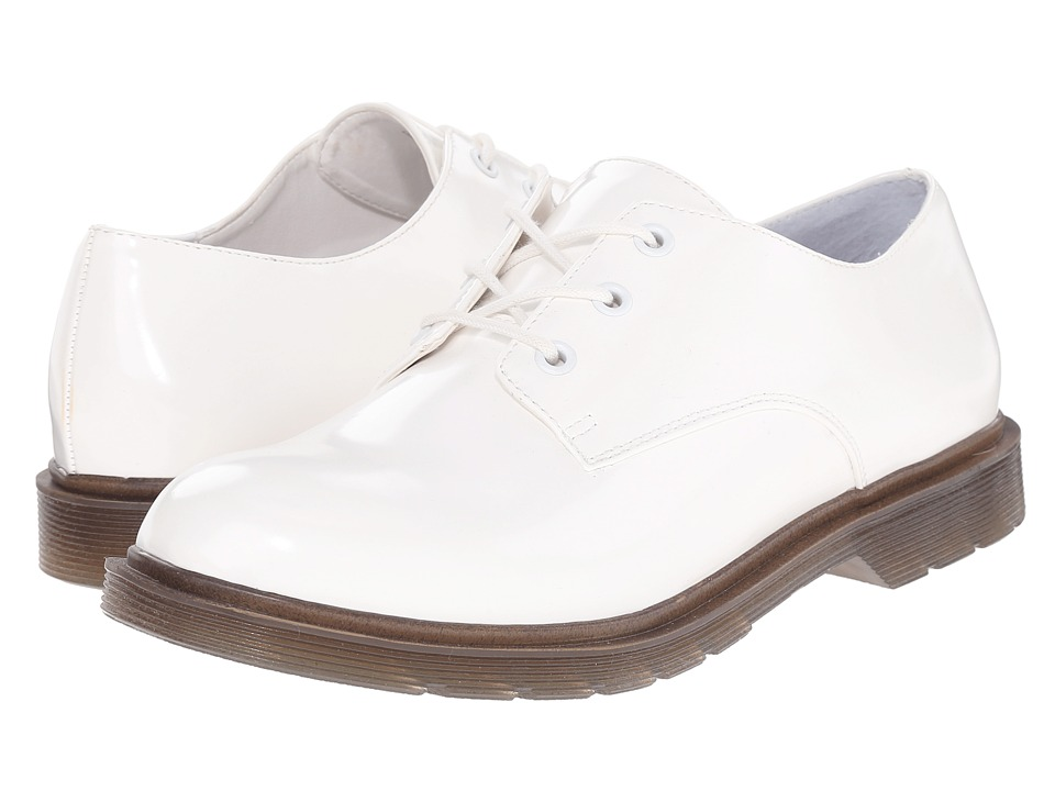 Rocket Dog Lander White Boxed IN Womens Lace up casual Shoes
