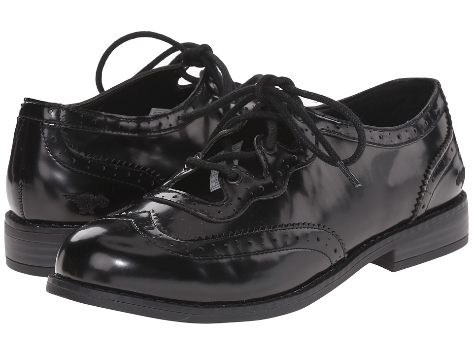Rocket Dog Melody Black Boxed IN Womens Lace up casual Shoes