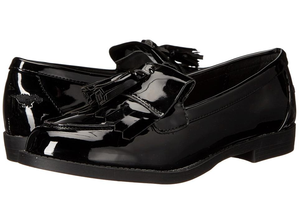 Rocket Dog Roy Black Monroe Womens Slip on Dress Shoes