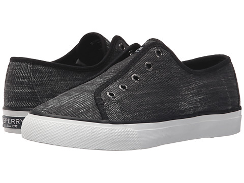 Sperry Top-Sider Seacoast Ripstop Canvas - Black