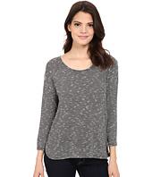 Calvin Klein Jeans - 3/4 Sleeve Slub Stripe Tee