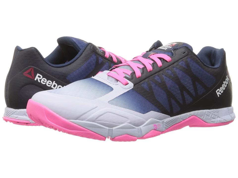 Reebok Crossfit Speed TR (Lucid Lilac/Blue Ink/Collegiate Navy/Poison Pink/Black) Women