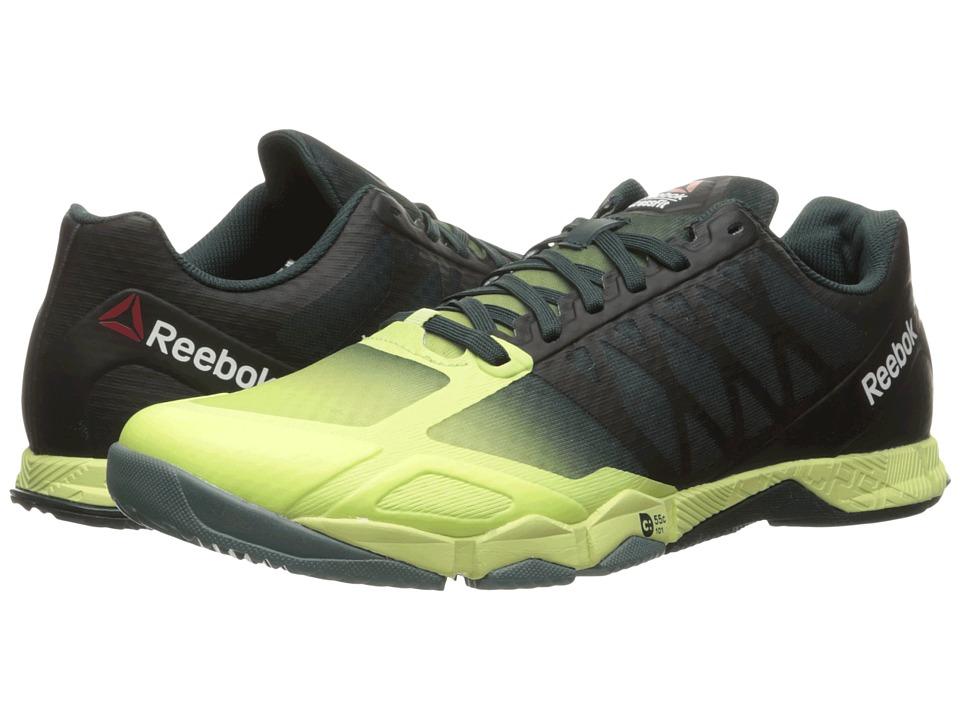 Reebok Crossfit Speed TR (Lemon Zest/Forest Grey/Teal Dust/Black) Women