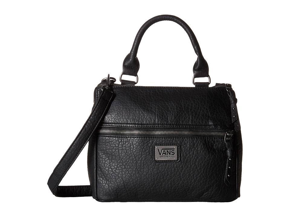 Vans - Diamonds Eye Medium Bag (Black) Cross Body Handbags