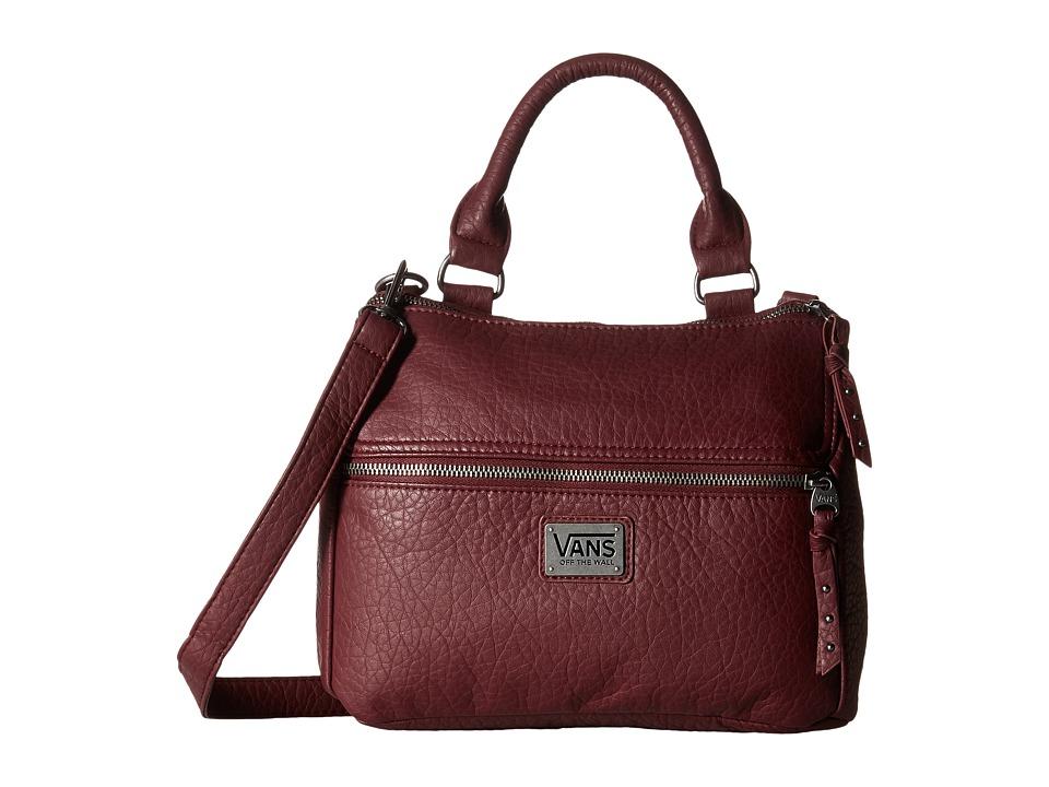 Vans - Diamonds Eye Medium Bag (Port Royale) Cross Body Handbags