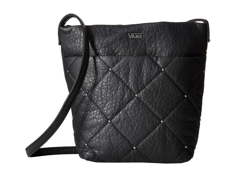 Vans - Diamonds Eye Small Bag (Black) Cross Body Handbags