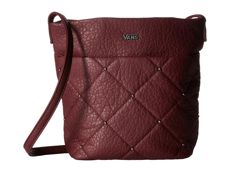 Vans - Diamonds Eye Small Bag (Port Royale) Cross Body Handbags