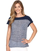 Calvin Klein Jeans - Extended Sleeve Printed Top