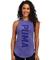 PUMA - Dancer Puma Burnout Tank Top