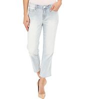 Calvin Klein Jeans - Cropped Straight Jeans in Ice Blue