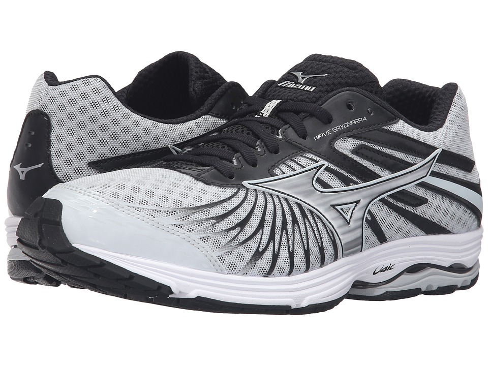 Mizuno - Wave Sayonara 4 (Quiet Shade/Black/Silver) Mens Running Shoes