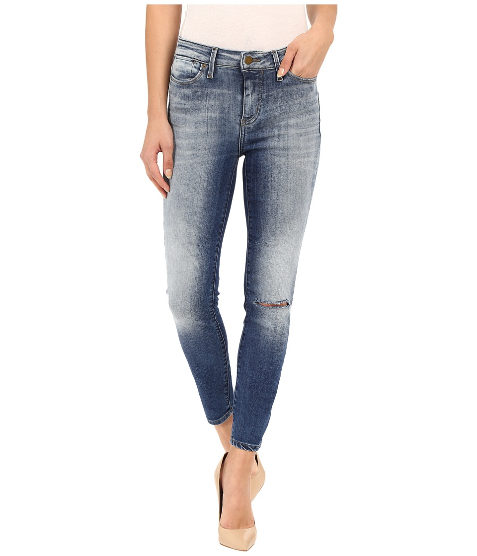 Calvin Klein Jeans High Rise Skinny Crop in Lille Lille Womens Jeans
